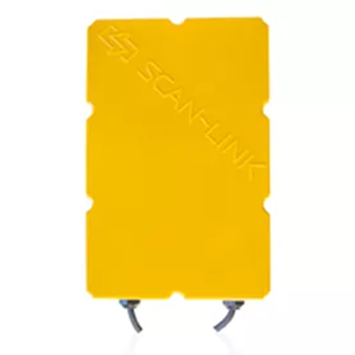 Passive RFID Armour Antenna used to detect workers on a jobsite in the danger back up zone of heavy mobile equipment